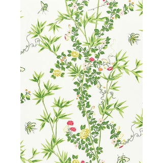 Scalamandre Jardin De Chine, Spring Fabric For Sale