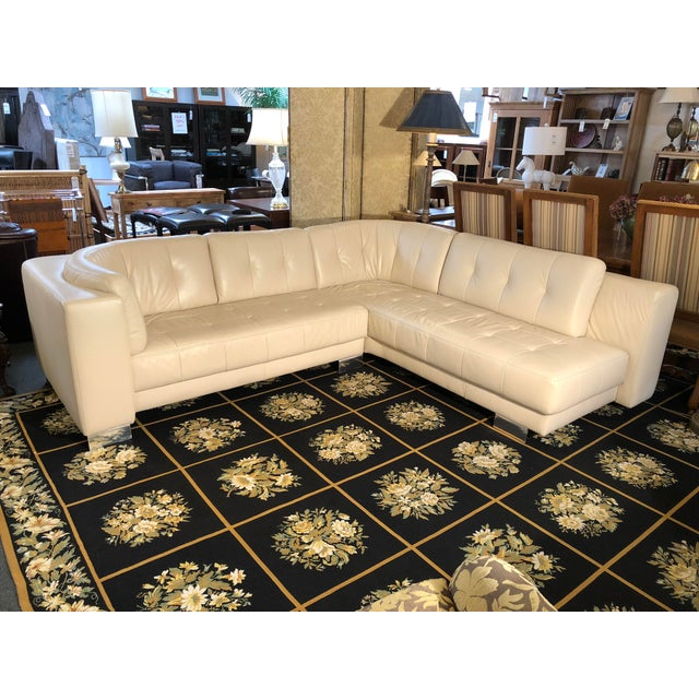 W. Schillig Carousel Sectional For Sale - Image 11 of 12