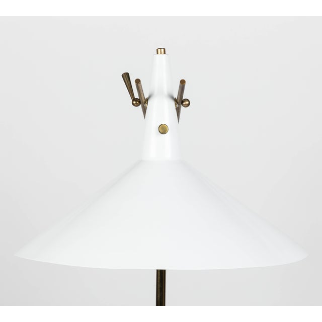 Directional 1954 Paul McCobb for Directional E-11 Floor Lamp For Sale - Image 4 of 10