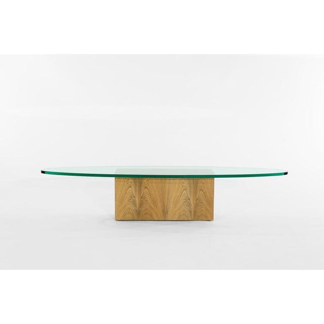Rosewood Coffee Table by Harvey Probber, 1950s For Sale In New York - Image 6 of 12