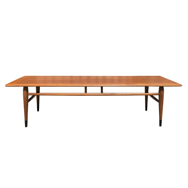Lane Dovetail Coffee Table - Image 1 of 4