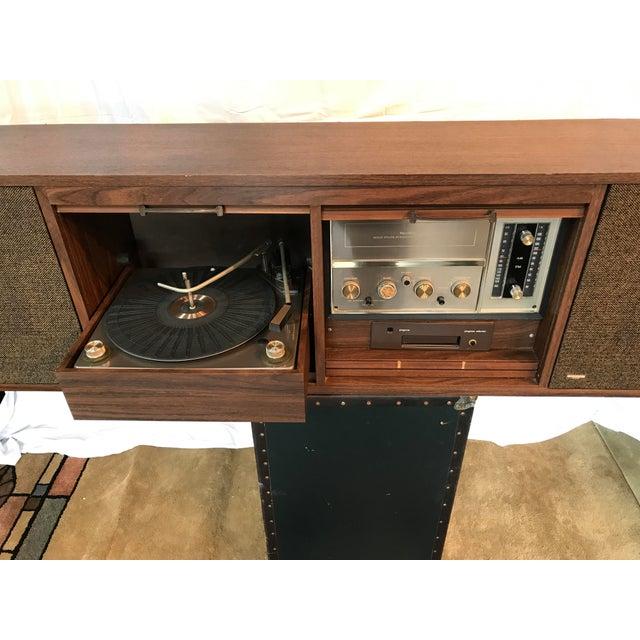 Mid Century Nutone 2200 Floating Stereo Cabinet Chairish