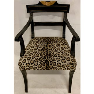 Hollywood Regency Chair by Saybolt Cleland Preview