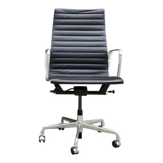 Eames for Herman Miller Executive Aluminum Group Chair For Sale