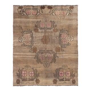 Etkin Turkish Wool Rug - 8′ × 9′9″