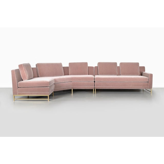 Paul McCobb for Directional Sectional Sofa For Sale - Image 10 of 10
