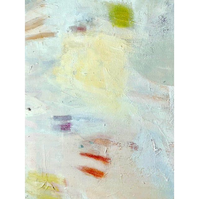Abstract Expressionist Painting by Brenna Giessen For Sale - Image 4 of 5