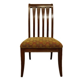 Ethan Allen Avenue Collection Mission Style Dining Side Chair For Sale