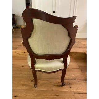 1920s Vintage French Louis XV Style Arm Chair Preview