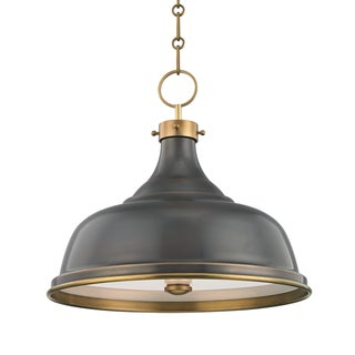 Metal No.1 3 Light Pendant - ADB Preview