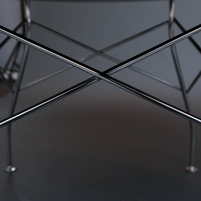 Modern Kartell Glossy Table by Antonio Citterio For Sale - Image 3 of 10