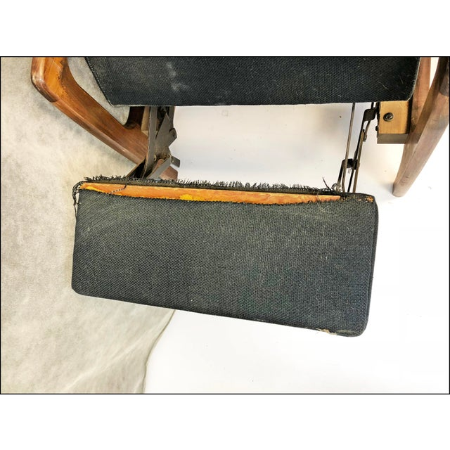 Mid Century Modern Upholstered Recliner - Adrian Pearsall for Craft Associates For Sale - Image 6 of 13