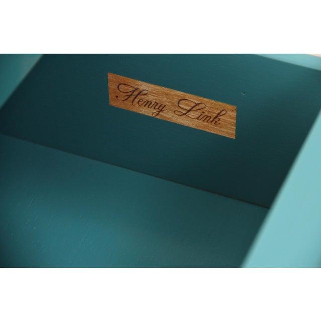Henry Link Mandarin Nightstands, Pair - Image 5 of 7