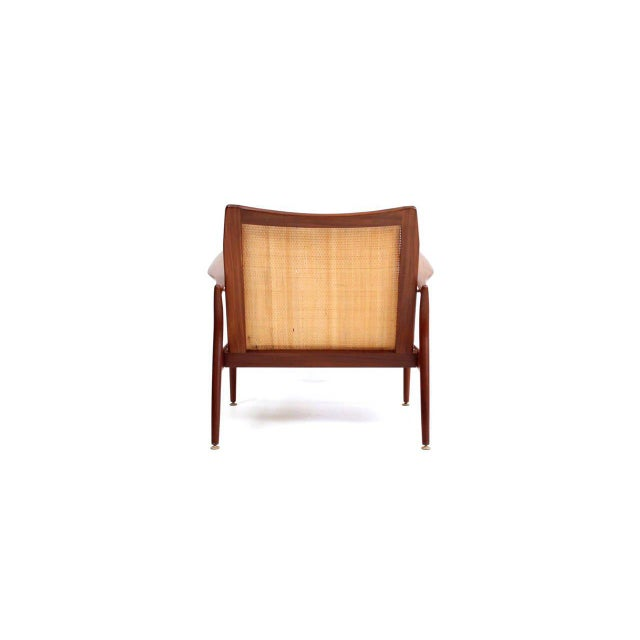 Danish Modern Danish Modern Spear Chair IB Kofod Larsen For Sale - Image 3 of 4