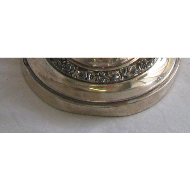 Embossed Sheridan Silver Champagne / Ice Bucket - Image 3 of 3