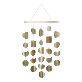 Brass Quarry Wall Hanging For Sale