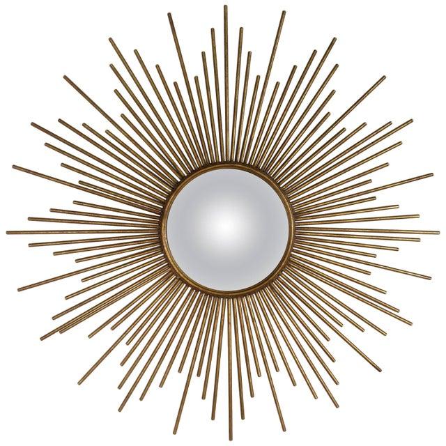 Sunburst Convex Mirror For Sale - Image 10 of 10
