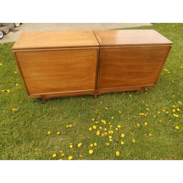 Thomasville Mid-Century Modern Floating Credenza - Image 6 of 7