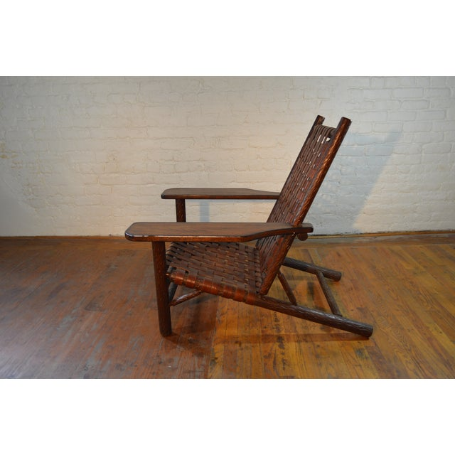 Mid Century Adirondack Chair - Image 4 of 6