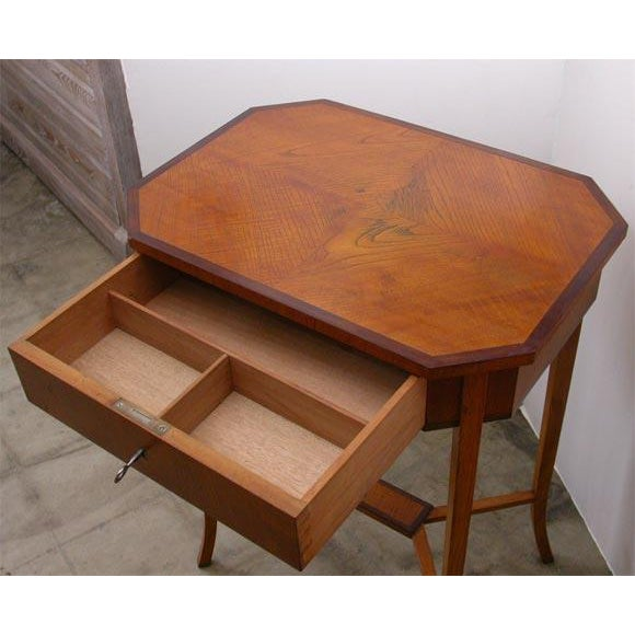 Early 20th Century Swedish Occasional Table For Sale - Image 5 of 7