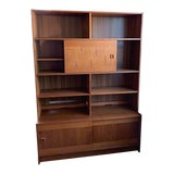 Image of 1960s Mid Century Modern Danish Teak Cabinet For Sale
