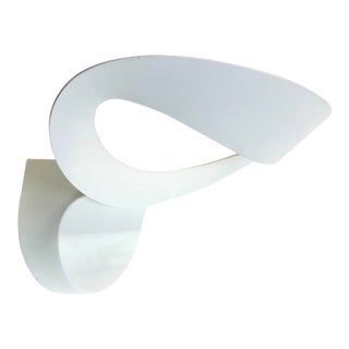 Artemide Mesmeri Wall Sconce in White For Sale