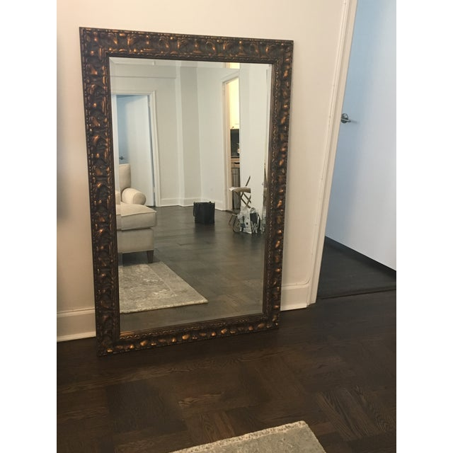 Uttermost Bronze Wall Mirror - Image 2 of 4