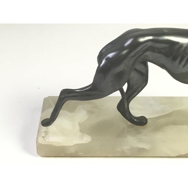 1930s Greyhound Bookends - A Pair - Image 6 of 6