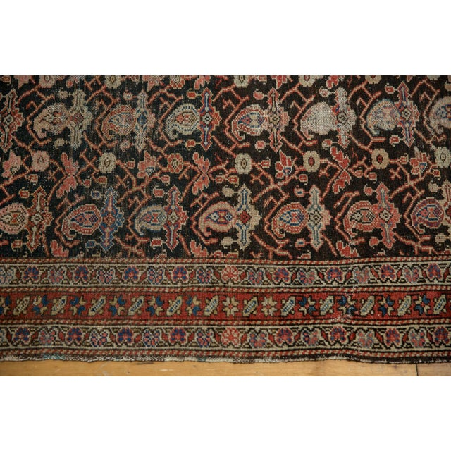 "Cotton Antique Fine Malayer Rug - 4'1"" X 6'4"" For Sale - Image 7 of 13"