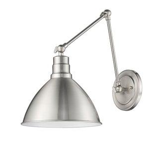 Lenox Satin Nickel 1 Light Sconce Preview