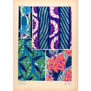"""E. A. Seguy Print, """"Suggestions"""" Plate No.04 For Sale"""