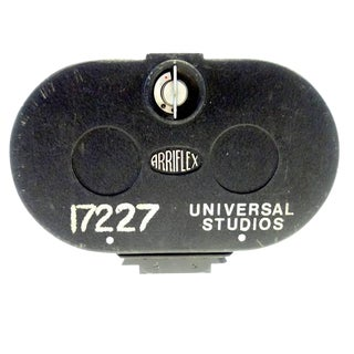Hollywood 35mm Movie Camera Magazine X Universal Studios As Sculpture For Sale