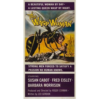 """Roger Corman """"The Wasp Woman"""" For Sale"""