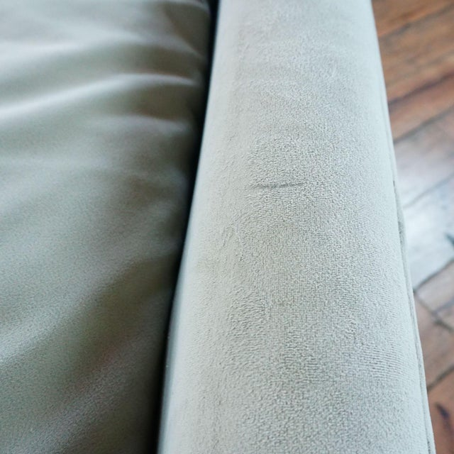 CB2 Piazza Storm Upholstered Sofa For Sale In San Francisco - Image 6 of 7