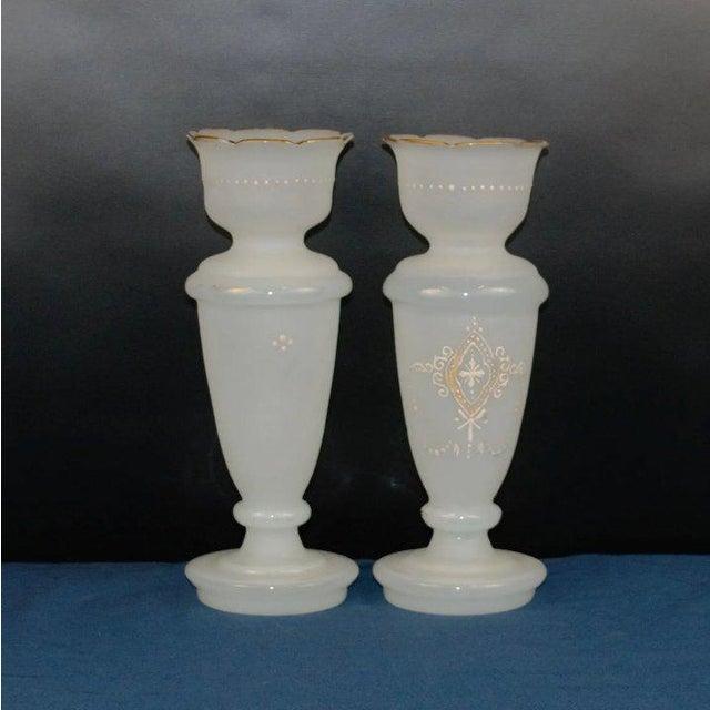 Bristol Vases For Sale - Image 4 of 7