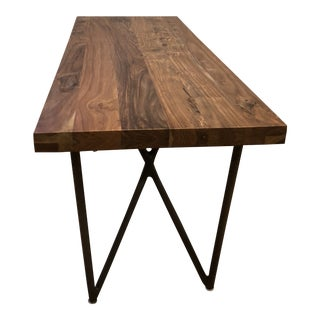 Gently Used CB Furniture Up To Off At Chairish - Cb2 tux coffee table