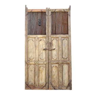19th Century Antique Spanish Colonial Doors For Sale