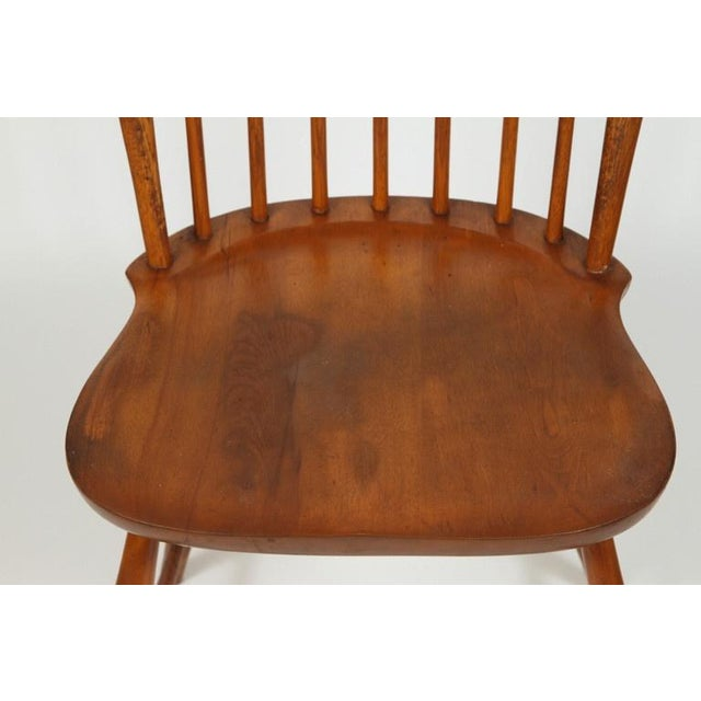 Windsor Chairs With Pinned Backs - A Pair - Image 6 of 6