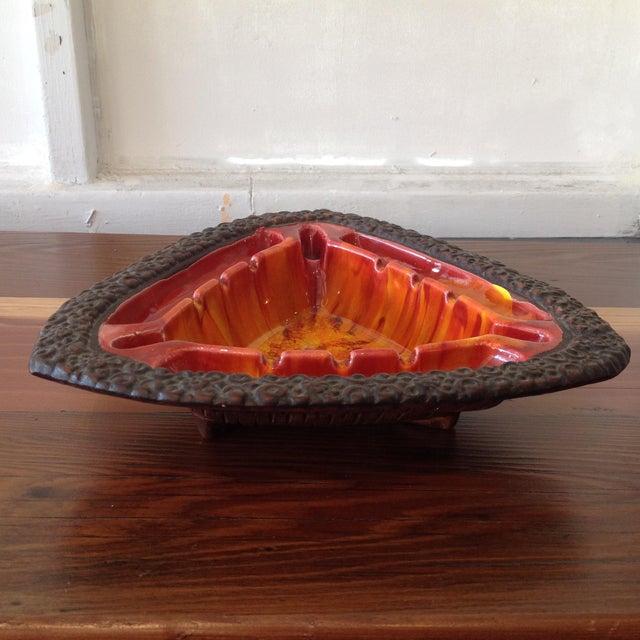Mid-Century Ceramic Ashtray - Image 5 of 8