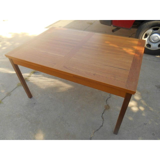 Ansager Mobler Teak Dining Table - Image 4 of 7