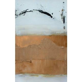 Karen Green Recor 'Incan IX (Part 3)' Painting For Sale