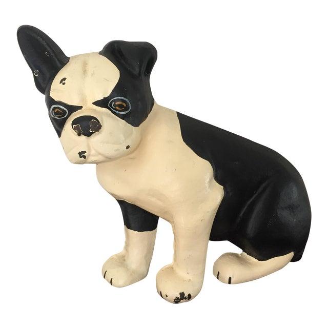 French Bulldog Cast Iron Doorstop - Image 1 of 5