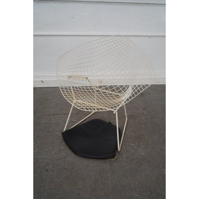 Harry Bertoia for Knoll Lounge Chairs - Pair - Image 9 of 10