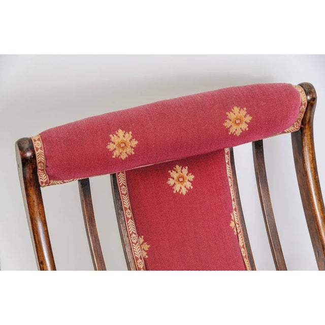 19th Century, French, Napoleonic Campaign Style Folding Chair - Image 3 of 9