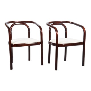 Dining Chairs by Antonin Suman for Ton For Sale