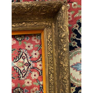 Early 20 Century Antique Gold Gilt Frame Preview