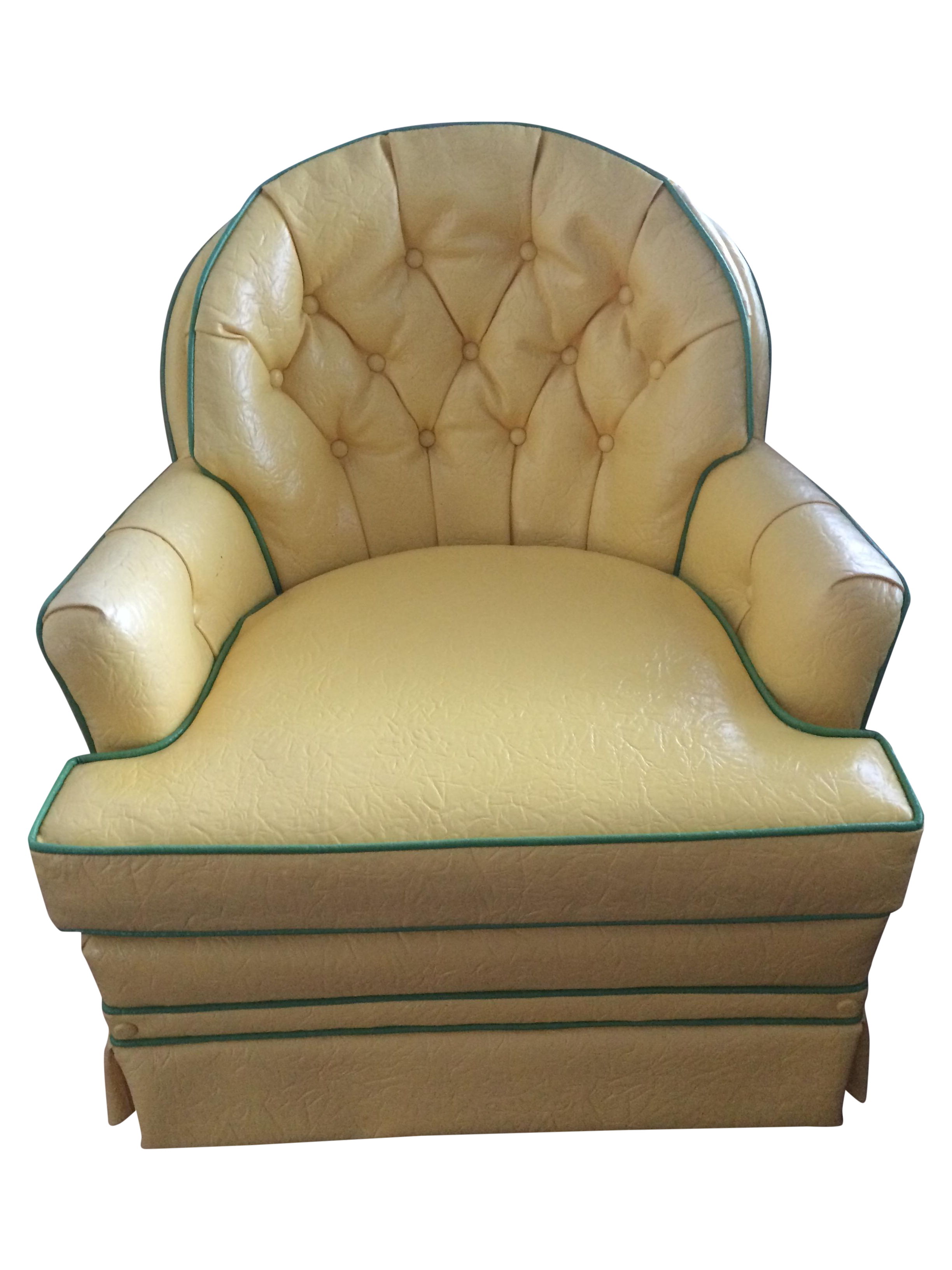Woodmark Originals Leather Swivel Club Chair