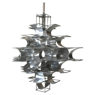 """Max Sauze """"Cassiope"""" Chandelier For Sale"""