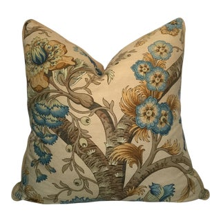 Ralph Lauren Pillow - Tree of Life Design - Pair Available For Sale