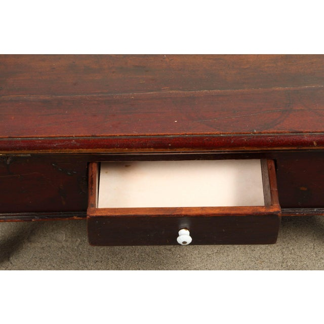 Traditional 19th Century Gentlemen's Shaving Chest For Sale - Image 3 of 8
